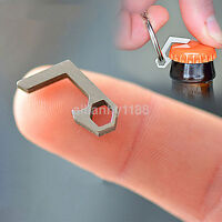 Portable EDC Mini Bottle Opener Outdoor Camping Equipment Lightweight Tool New