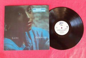 SADE - PROMISE - Vinile LP Gatefold Prima Stampa 1985 Condizioni EX /Eccellenti!
