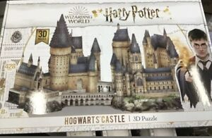 Hogwarts Castle Wizarding World of Harry Potter 3D Puzzle – 428 Pieces Large