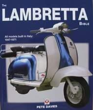 BOEK/LIVRE : The Lambretta Bible - 1947-1971 (scooter,vespa,oldtimer,motor