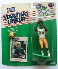 1988 ROOKIE STARTING LINEUP - SLU - NFL - PHILLIP EPPS - GREEN BAY PACKERS