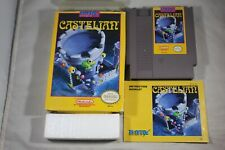 Castelian (Nintendo NES) Complete in Box GOOD