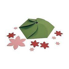 Spellbinders Grand Calibur Shapeabilities Dies-hexagon Petal Envelope 10/pkg