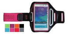 Sport-Armband Fitness Hülle für Apple iPhone iPod Handy Armtasche flach Jogging