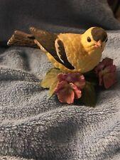 Vintage Lenox Yellow Finch