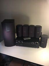 Panasonic AV Audio / Video Stereo Receiver Model SA-HT280 Complete System