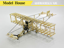Curtiss Aeroplane Airplane Models & Kits  Wood Model Aircraft Kit