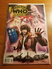 Doctor Who Classics #1 (2008, Paperback) IDW 2008 First Print Classic High Grade