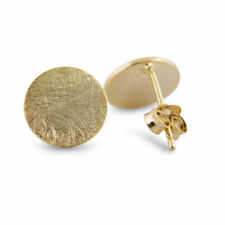 Runder Mode-Ohrschmuck im Ohrstecker-Stil mit Durchzieher-Verschluss