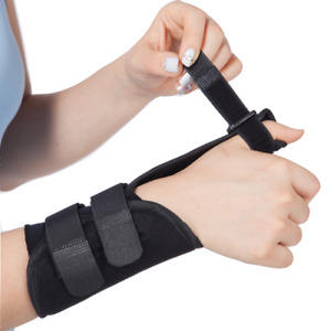 PREMIUM Thumb Spica Splint Brace Support Strap Wrist Stabiliser Arthritis Injury