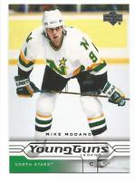 2004-05 Upper Deck Young Guns Legend #195 Mike Modano Minnesota North Stars