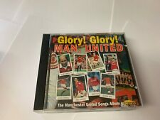 Various - Glory Glory Man United - Various CD 5014797166295