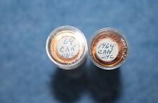 1964 Canada One Cent Original BU Roll of 50 Coins E2414