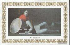 Kirgisistan Block10B (kompl.Ausg.) postfrisch 1995 Kirgisisches Nationalepos Man