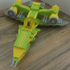 Custom Lego Star Wars Old Republic Alien Star Fighter, With Alien!