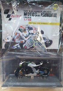 Colección MOTO GP • (1/18) . Honda Rc213v. Alex Márquez 2020