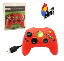 New Controller for the Original Microsoft Xbox - RED