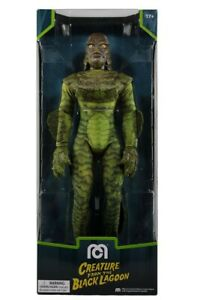 """2021 MEGO 14"""" UNIVERSAL MONSTERS CREATURE FROM THE BLACK LAGOON FIGURE NEW"""