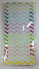 Target Chevron Stripe List Pad Magnet 80 Sheets New Sealed 8in Long Dollar Spot
