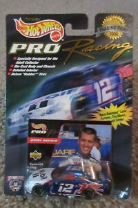 Hot Wheels Pro Racing 1998 Trading Paint Jeremy Mayfield #12 Mobil 1