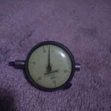 Vintage Federal Miracle Movement Dial Indicator Full Jeweled C5m 0005 Usa