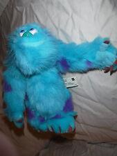 "Disney Hasbro Monster Inc Sulley 10"" Plush Soft Toy Stuffed Animal"