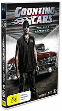 BRAND NEW Counting Cars - The Full Monte (DVD, 2-Disc Set) Collection 6