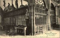 Huelgoat France CPA ca. 1910/20 Eglise de Saint Herbot alte Postkarte KIRCHE
