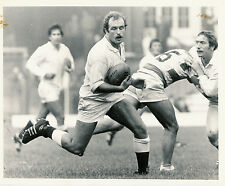 "Mike Rafter Bristol & England Rugby Photograph 10"" x 8"" (25cm x 20cm)"