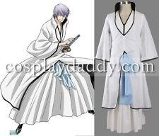 Bleach Ichimaru Gin Arrancar Cosplay Costume 2nd version