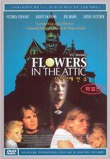 FLOWERS IN THE ATTIC (1987) DVD (Sealed) ~ Kristy Swanson