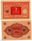 GERMANY Allemagne Billet 2 MARK 1920 P59 BON ETAT