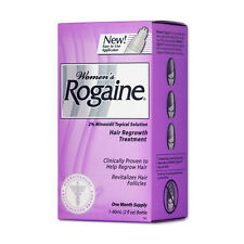 Women's Rogaine Hair Regrowth Treatment, Unscented  - 1 month supply