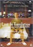 Dvd LOST IN TRANSLATION - L'AMORE TRADOTTO con S.Johansson B.Murray nuovo 2003