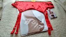 Unbranded Satin Suspender Belts for Women