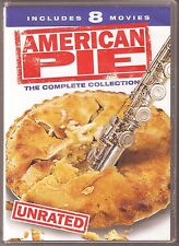 American Pie The Complete 8 Movies Collection DVD BRAND NEW