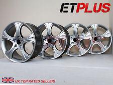 """17""""x7.5J 5x120 ET38 Fits BMW E36 E46 E90 E91 E92 E93 Alloy Wheels BRAND NEW"""