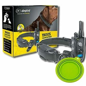 Dogtra 1900S HANDSFREE E-Collar Training for Dogs - 3/4 Mile Remote Trainer with