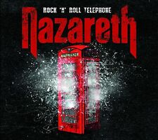 NAZARETH - ROCK'N'ROLL TELEPHONE - 2CD NEW SEALED 2014 DIGIPACK