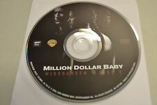 Million Dollar Baby (DVD, 2010, 1-Disc, Widescreen)Disc Only Free Shipping