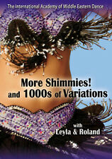 More Shimmies ~ How to Shimmy Belly Dance DVD Video