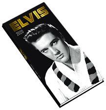 Elvis Presley 2020 Diary - Slim Pocket Week to View Fomat