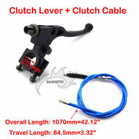 Clutch Lever Cable Blue For 110cc 125cc Pit Dirt Bike Thumpstar SSR CRF50 Lifan