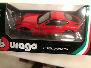 bburago 1/64 Ferrari F12berlinetta