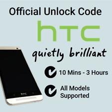 Unlock Code Service For HTC Desire 610 620 612 700 816 O2 Tesco Vodafone Ireland