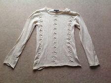 StyleStalker Macaroon Knit Sweater ASO Nina Dobrev - Size US 2 / UK 6