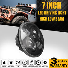 7inch CREE H4 High-Low Beam LED Driving Light Headlight DRL Offroad 4x4WD TRUCK
