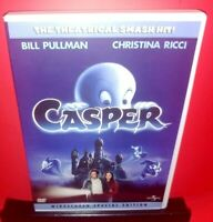 Casper (DVD, 2003, Widescreen Special Edition) Bill Pullman B362