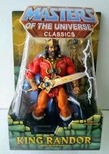 KING RANDOR MOTUC MOC He-Man Masters Of The Universe Classics  Mattel