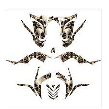 Raptor 700 R Graphics Kit 2006 2007 2008 2009 2010 2011 2012 #5555N Boneyard